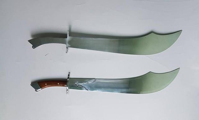 Đại đao và những điều có thể bạn chưa biết về vũ khí này - Ảnh 2.