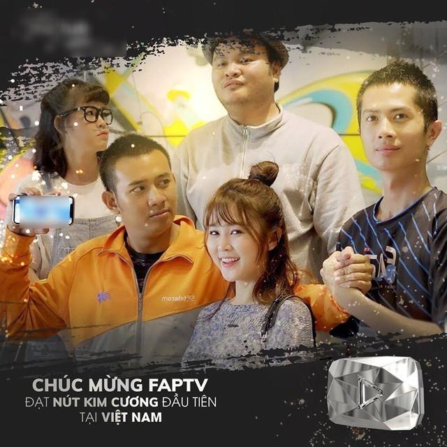 Đạt 10 triệu lượt theo dõi trên Youtube, FAP TV xác lập kỷ lục kim cương ở Việt Nam - Ảnh 4.