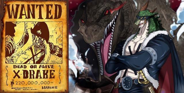 One Piece: X Drake chính là gián điệp ngầm trong băng Bách Thú và đang có âm mưu lật đổ Tứ Hoàng Kaido? - Ảnh 1.