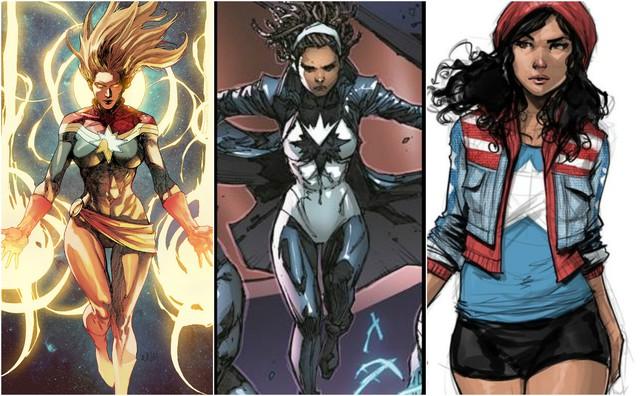 Không phải Falcon, America Chavez mới là siêu anh hùng thay thế Captain America trong tương lai MCU? - Ảnh 3.