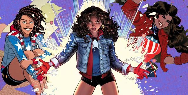 Không phải Falcon, America Chavez mới là siêu anh hùng thay thế Captain America trong tương lai MCU? - Ảnh 4.