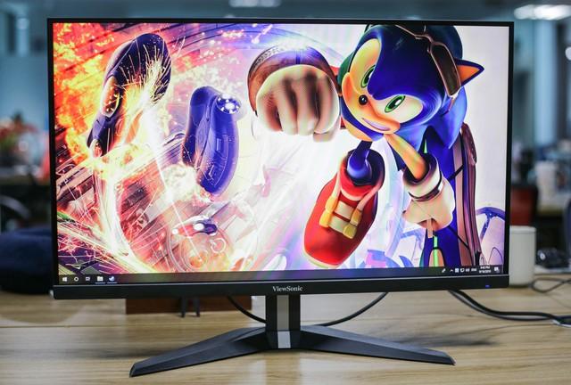 Trải nghiệm Viewsonic VX2758-P-MHD: Màn hình chơi game to, nhanh mà giá lại vừa phải chỉ 7 triệu đồng - Ảnh 1.