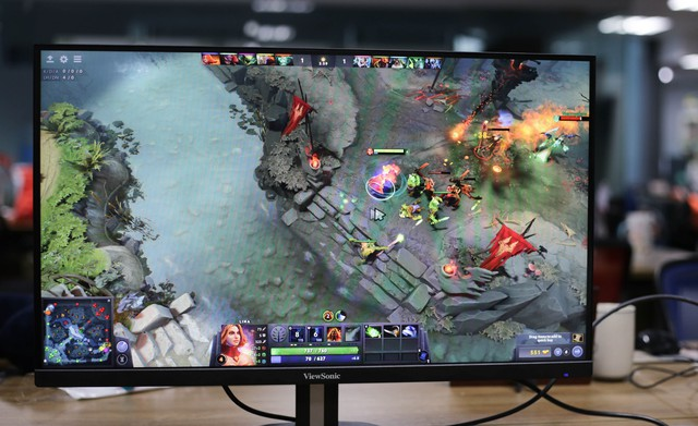 Trải nghiệm Viewsonic VX2758-P-MHD: Màn hình chơi game to, nhanh mà giá lại vừa phải chỉ 7 triệu đồng - Ảnh 15.