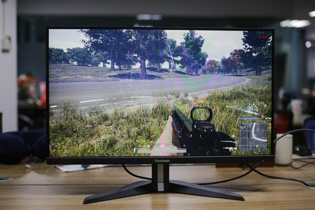Trải nghiệm Viewsonic VX2758-P-MHD: Màn hình chơi game to, nhanh mà giá lại vừa phải chỉ 7 triệu đồng - Ảnh 14.