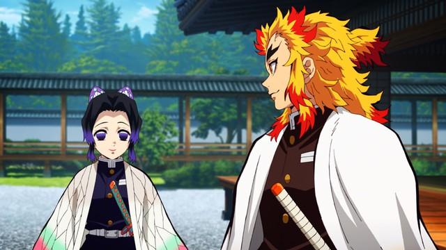 """Anime Kimetsu no Yaiba tập 24: Viêm Trụ nhận nhiệm vụ mới, bộ ba nhân vật chính liên tục """"tấu hài"""" - Ảnh 1."""