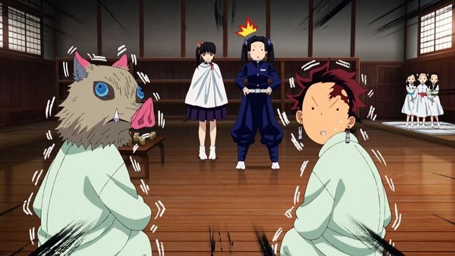 """Anime Kimetsu no Yaiba tập 24: Viêm Trụ nhận nhiệm vụ mới, bộ ba nhân vật chính liên tục """"tấu hài"""" - Ảnh 3."""