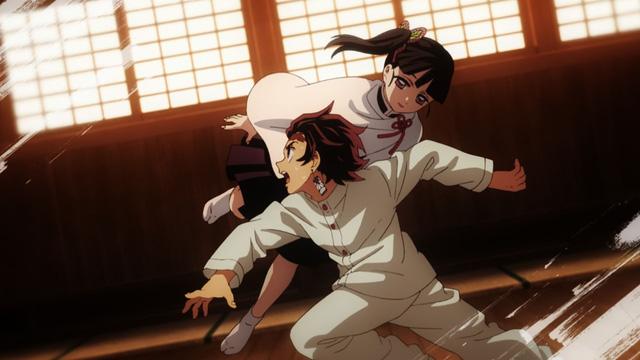"""Anime Kimetsu no Yaiba tập 24: Viêm Trụ nhận nhiệm vụ mới, bộ ba nhân vật chính liên tục """"tấu hài"""" - Ảnh 6."""