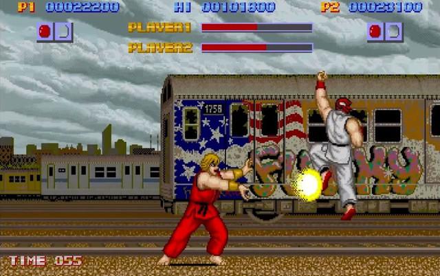 Những điều thú vị có thể bạn chưa biết về phiên bản đầu tiên của siêu phẩm Street Fighter - Ảnh 1.