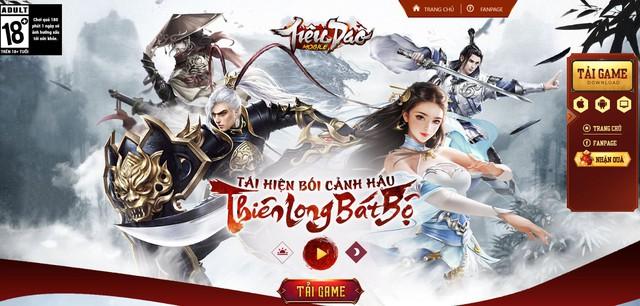 Tiêu Dao Mobile: gMO bối cảnh hậu Thiên Long Bát Bộ chính thức mở tải, cơ hội đăng nhập nhận ngay VIP 10! - Ảnh 1.