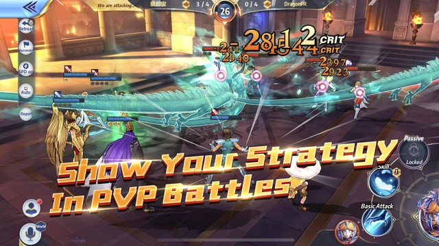 Saint Seiya Awakening - Game đánh theo lượt kế thừa nguyên tác Áo Giáp Vàng đã ra mắt - Ảnh 4.