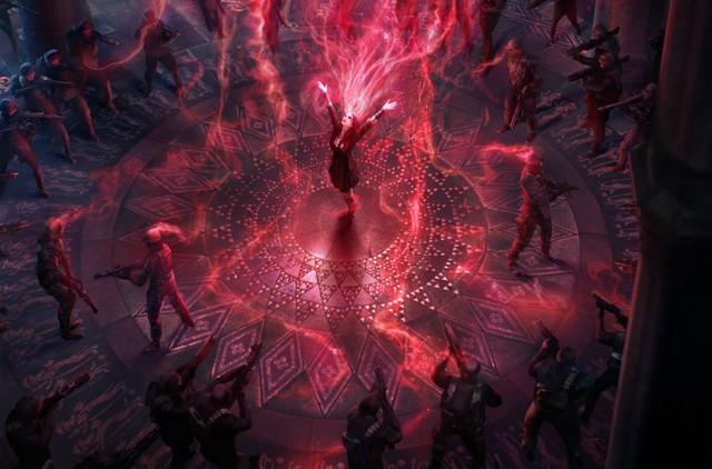 Phù thủy đỏ Scarlet Witch sẽ biến chất và trở thành phản diện chính trong Doctor Strange 2? - Ảnh 3.