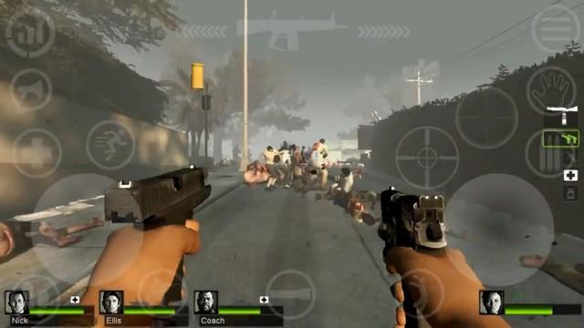 Game kinh dị đỉnh cao Left 4 Dead 2 cuối cùng đã có bản Mobile - Ảnh 2.