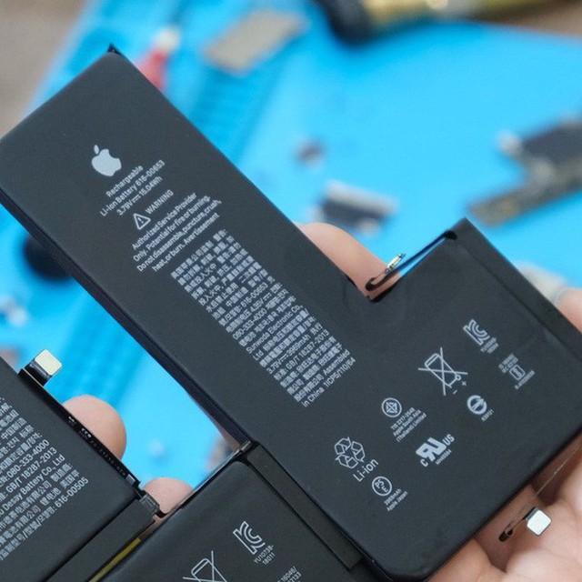 iPhone 11 Pro Max có pin 3969mAh, lớn hơn đáng kể iPhone XS Max - Ảnh 1.