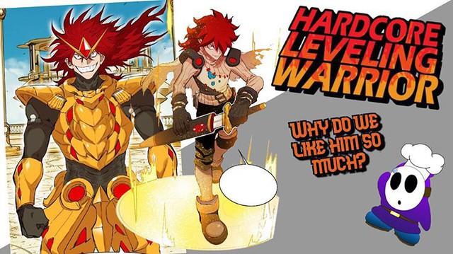 Những lí do khiến Hardcore Leveling Warrior trở thành thứ không thể bỏ qua với dân mê webtoon? - Ảnh 1.