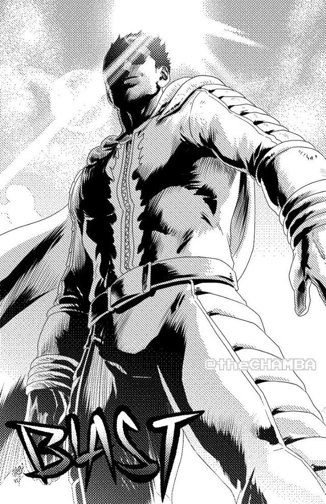 One Punch Man: Sức mạnh của Blast bá đạo đến mức nào? - Ảnh 2.
