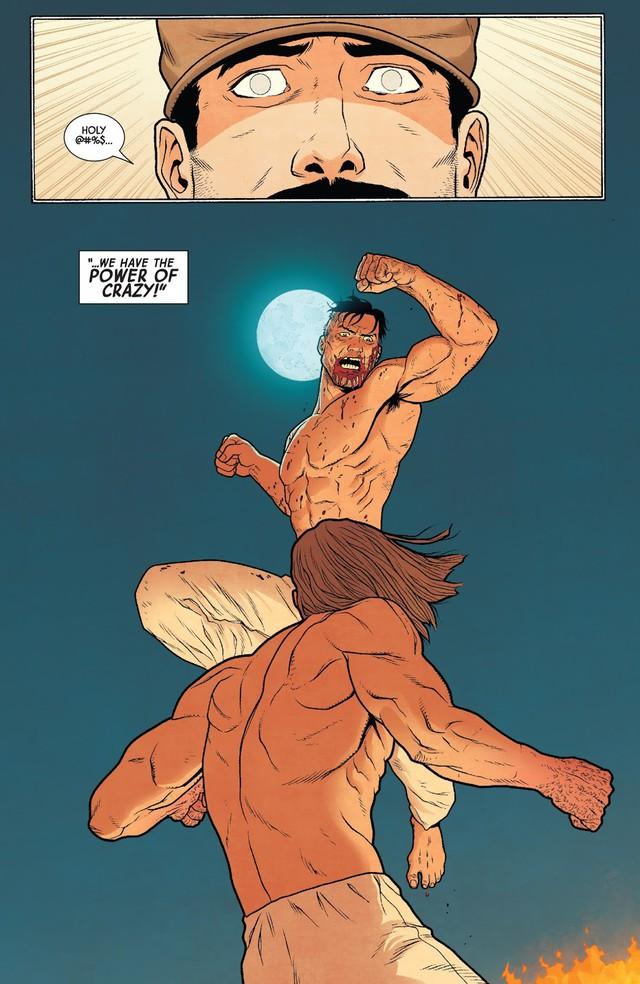 Moon Knight, siêu anh hùng tới đây sẽ xuất hiện trên màn ảnh của Marvel là ai? - Ảnh 8.