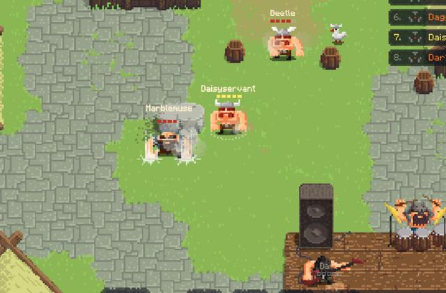 Vikings Village: Party Hard - Game mobile sở hữu lối chơi loạn đấu cực vui nhộn rất đáng thử - Ảnh 1.