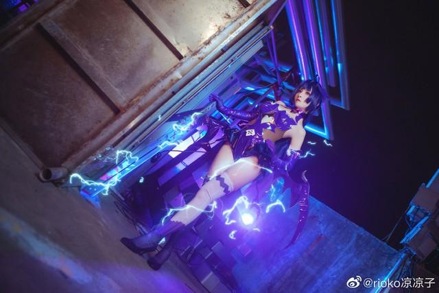 Cùng ngắm nhìn vẻ đẹp ma mị, hút hồn của nữ nhân vật trong Honkai Impact 3 - Ảnh 10.