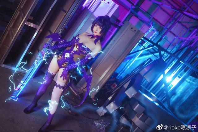 Cùng ngắm nhìn vẻ đẹp ma mị, hút hồn của nữ nhân vật trong Honkai Impact 3 - Ảnh 8.