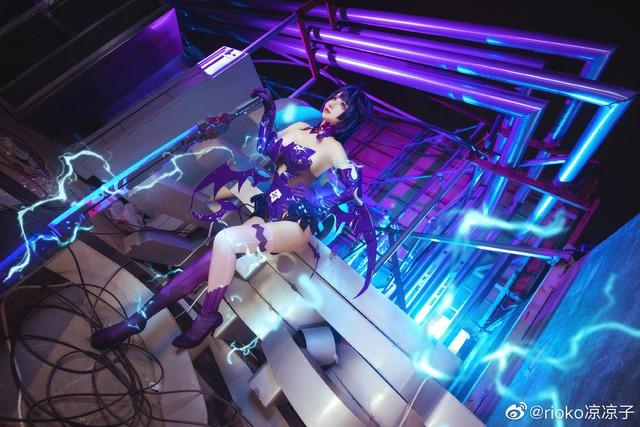 Cùng ngắm nhìn vẻ đẹp ma mị, hút hồn của nữ nhân vật trong Honkai Impact 3 - Ảnh 9.