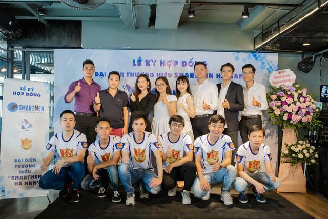 AoE Hà Nam chính thức có nhà tài trợ mới – Tự tin bước vào giải đấu Việt Nam Open 2019 - Ảnh 1.