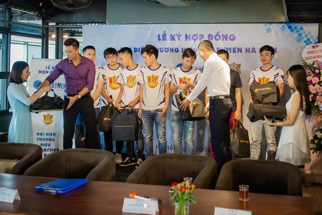 AoE Hà Nam chính thức có nhà tài trợ mới – Tự tin bước vào giải đấu Việt Nam Open 2019 - Ảnh 2.