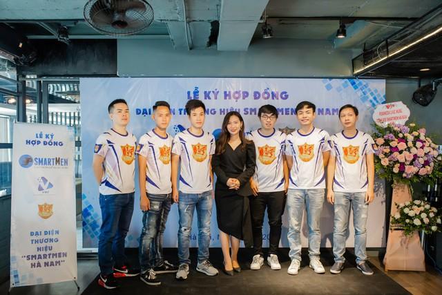 AoE Hà Nam chính thức có nhà tài trợ mới – Tự tin bước vào giải đấu Việt Nam Open 2019 - Ảnh 3.