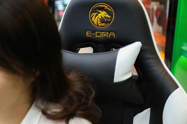 Trải nghiệm E-Dra Mars EGC202 - Chưa tới 3 triệu đồng đã có ghế gaming ngon nghẻ chắc chắn - Ảnh 6.