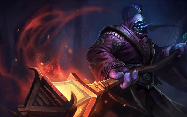 LMHT: Giả thuyết một trong 5 Darkin thượng cổ đã bị giết chết bởi Jax - Bậc Thầy Vũ Khí? - Ảnh 3.