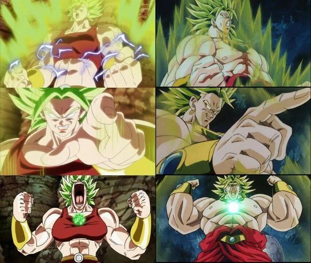 Super Saiyan Berserk - Trạng thái độc quyền của Kale trong Dragon Ball Super mạnh cỡ nào - Ảnh 1.