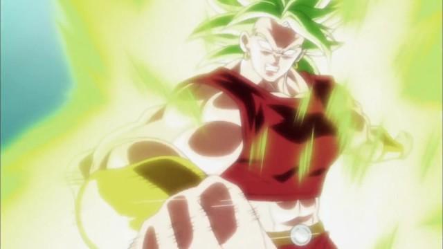 Super Saiyan Berserk - Trạng thái độc quyền của Kale trong Dragon Ball Super mạnh cỡ nào - Ảnh 2.