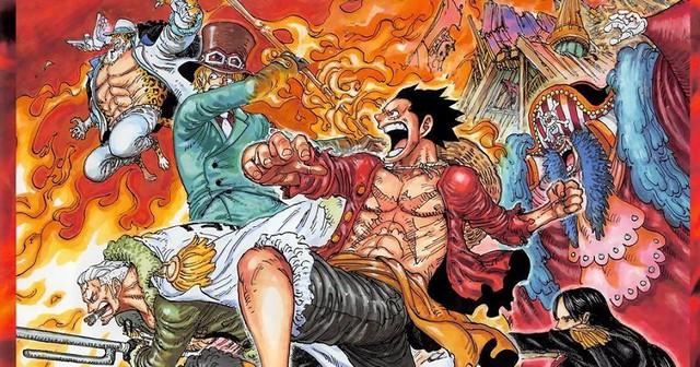 3 bài học đã làm nên 1 One Piece: Stampede đầy giá trị quý báu - Ảnh 1.