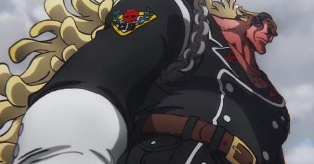 One Piece: Mặc dù rất mạnh nhưng đây là 3 lý do cho thấy Douglas Bullet không thể đánh bại Yonko - Ảnh 3.