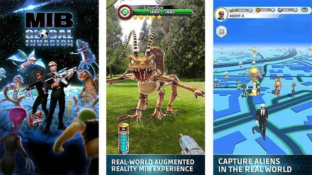 MIB: Global Invasion - Game mobile thực tế ảo với chủ đề săn bắt quái vật ngoài hành tinh - Ảnh 2.