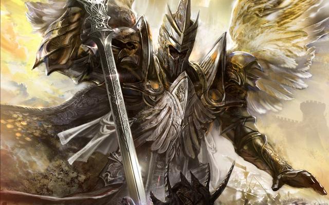 Đừng gọi ai là thiên thần nếu bạn không biết sự thực kinh hoàng về 9 cấp bậc của họ trên Thiên Đàng - Ảnh 1.
