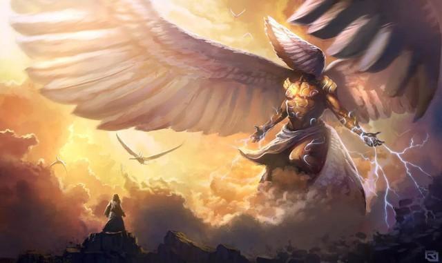 Đừng gọi ai là thiên thần nếu bạn không biết sự thực kinh hoàng về 9 cấp bậc của họ trên Thiên Đàng - Ảnh 3.