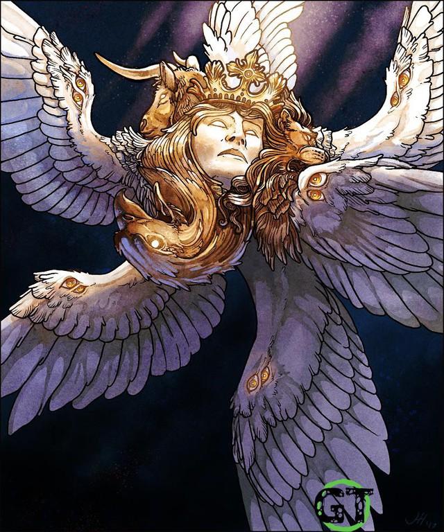 Đừng gọi ai là thiên thần nếu bạn không biết sự thực kinh hoàng về 9 cấp bậc của họ trên Thiên Đàng - Ảnh 4.