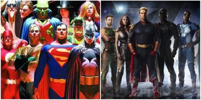 So tài Flash và A-Train - tia chớp mới của series The Boys - Ảnh 6.