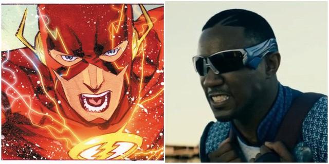 So tài Flash và A-Train - tia chớp mới của series The Boys - Ảnh 8.