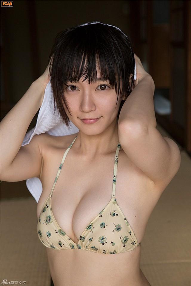Mê hồn với tiên nữ tắm suối nóng bỏng ở Nhật Bản, giỏi thư pháp lại còn biết chơi cả kèn saxophone - Ảnh 18.