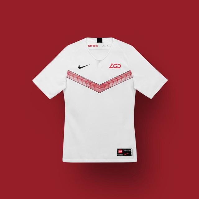 LMHT: Nike ra mắt mẫu áo thi đấu mới toanh cho các game thủ LPL mùa giải 2020 - Ảnh 15.
