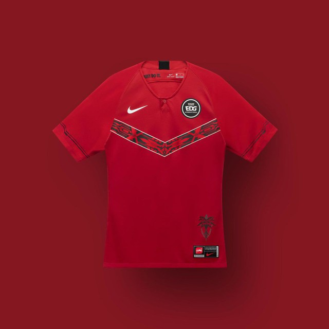 LMHT: Nike ra mắt mẫu áo thi đấu mới toanh cho các game thủ LPL mùa giải 2020 - Ảnh 3.