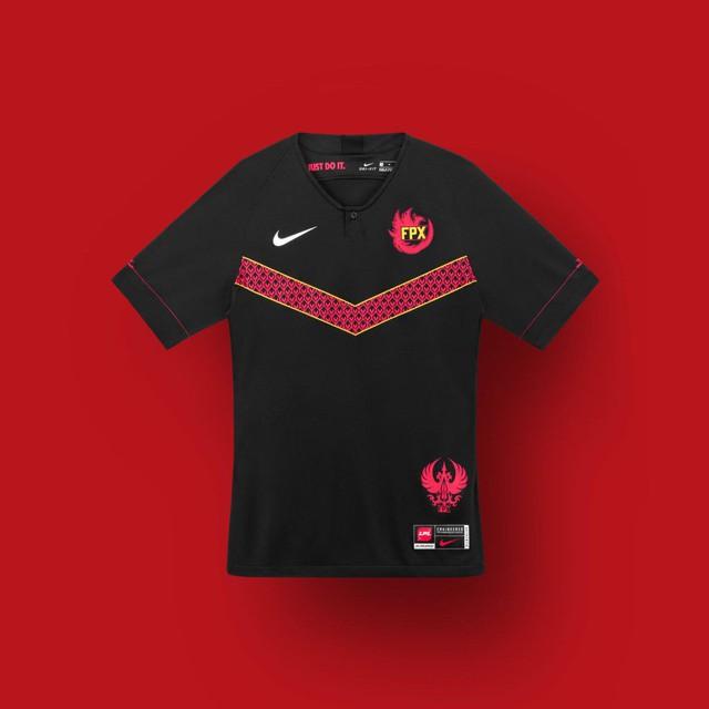 LMHT: Nike ra mắt mẫu áo thi đấu mới toanh cho các game thủ LPL mùa giải 2020 - Ảnh 4.