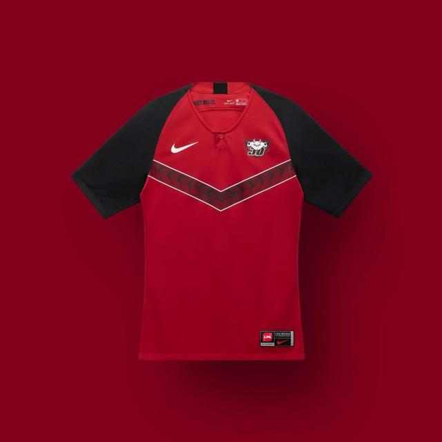 LMHT: Nike ra mắt mẫu áo thi đấu mới toanh cho các game thủ LPL mùa giải 2020 - Ảnh 6.