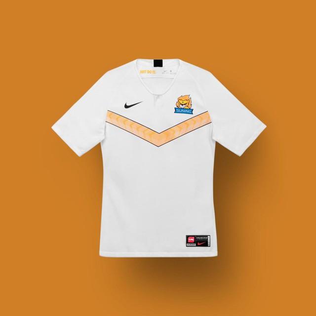 LMHT: Nike ra mắt mẫu áo thi đấu mới toanh cho các game thủ LPL mùa giải 2020 - Ảnh 10.