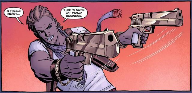 Bỏ cung sang súng, khẩu súng lục của thần tình yêu Eros trong vũ trụ DC đáng sợ thế nào? - Ảnh 2.