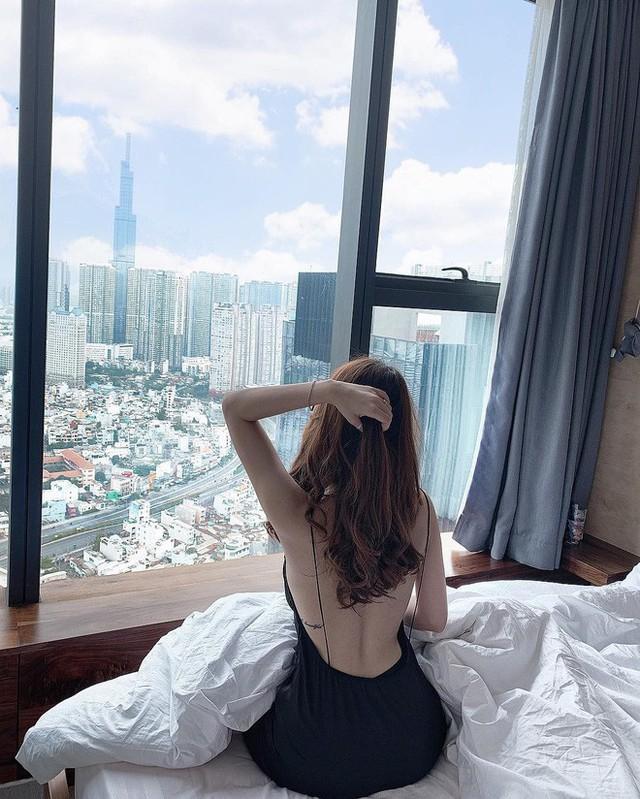 Hot girl 21 tuổi lên báo Trung vì quá xinh đẹp: Mỗi tháng mình kiếm được khoảng 70 triệu - Ảnh 7.