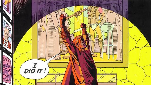 Siêu phẩm truyền hình Watchmen của HBO và 10 điều bạn cần biết về phim này (Phần 1) - Ảnh 3.
