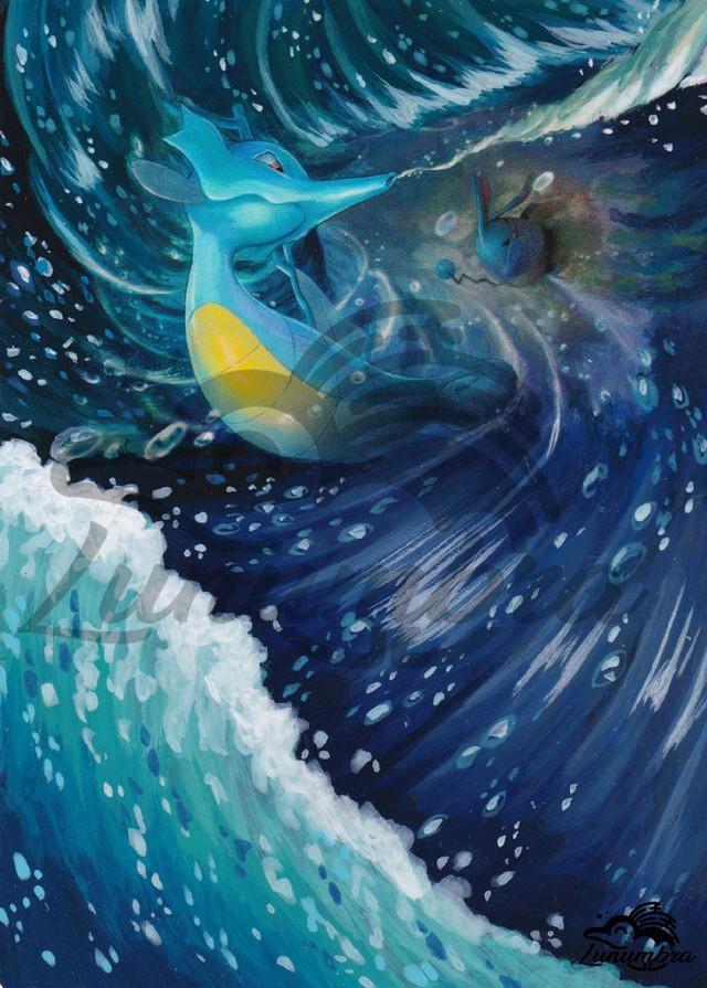 """7 chú Pokemon hệ Nước nổi tiếng nhất từ xưa đến nay, ngay cả """"non-fan"""" cũng phải biết! - Ảnh 1."""