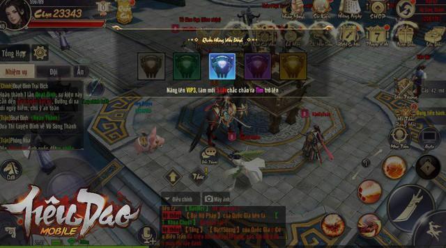 Review Tiêu Dao Mobile 30 level đầu: Căng thẳng ngay từ những nhiệm vụ đột nhập đầu tiên, khá đau tim nhưng lại rất bánh cuốn - Ảnh 5.